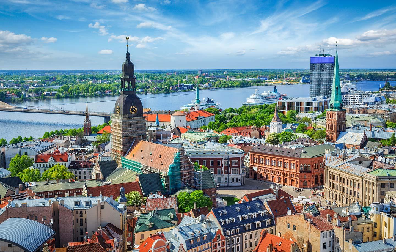 Medizin studieren in Riga. Medizinstudium in Lettland.